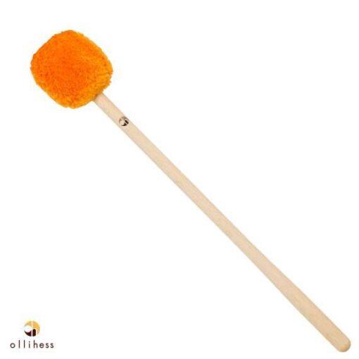 ollihess Profi Gong Mallet m 70 in der Farbe Orange